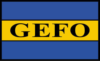 GEFO customer logo for review